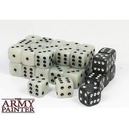 The Army Painter Wargamer Dice - White