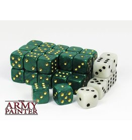 The Army Painter Wargamer Dice - Green