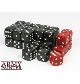 The Army Painter Wargamer Dice - Black