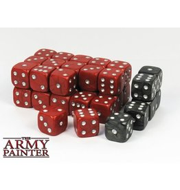 The Army Painter Wargamer Dice - Red