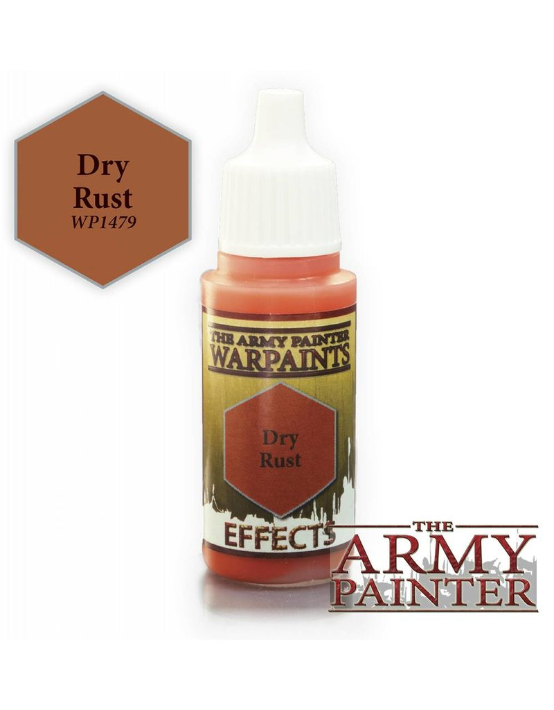 The Army Painter Warpaint - Dry Rust  - 18ml