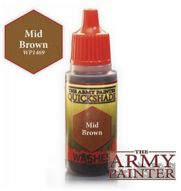 The Army Painter Mid Brown
