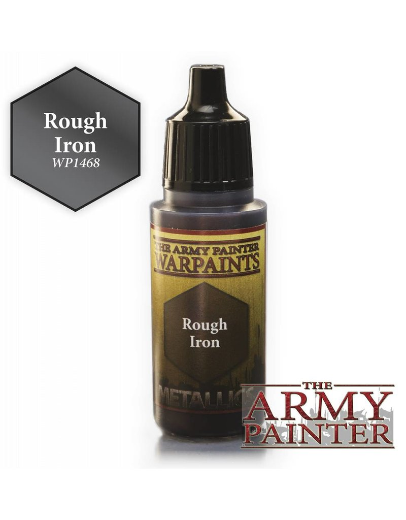 The Army Painter Warpaint - Rough Iron  - 18ml