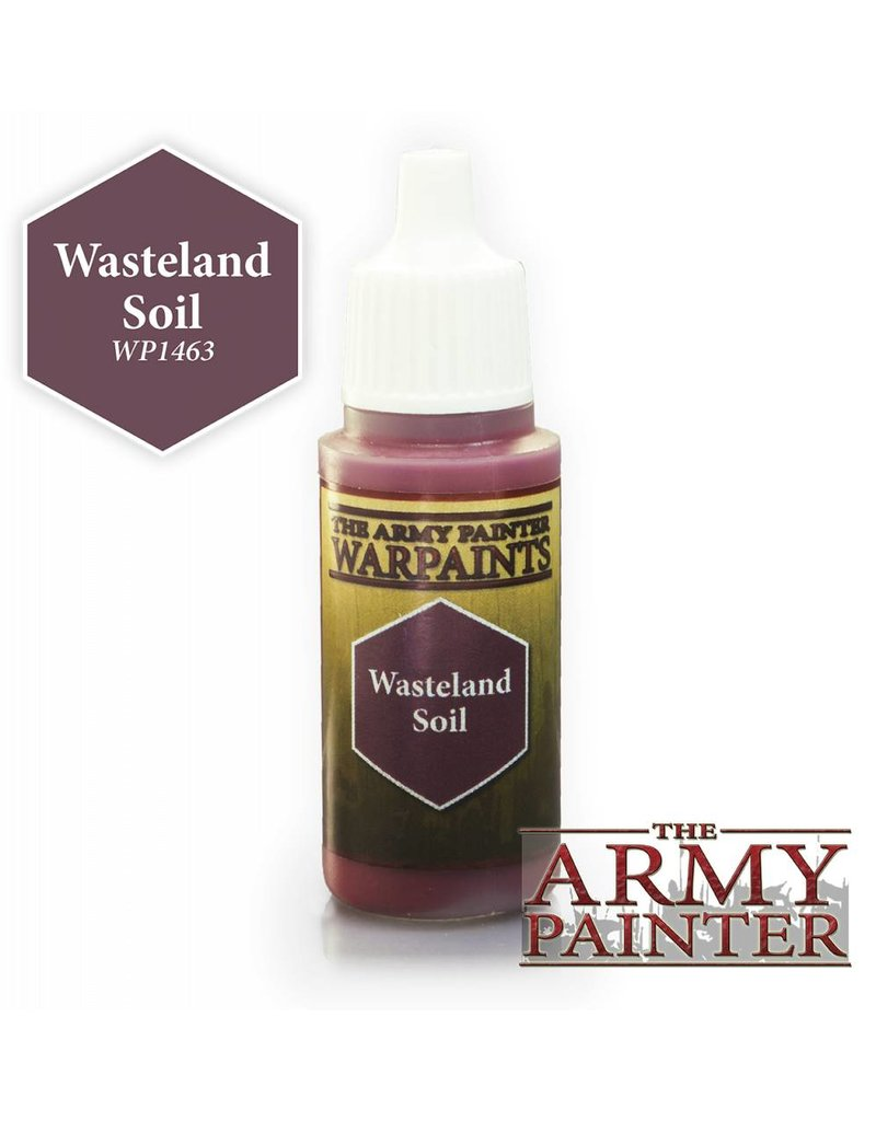 The Army Painter Warpaint - Wasteland Soil - 18ml