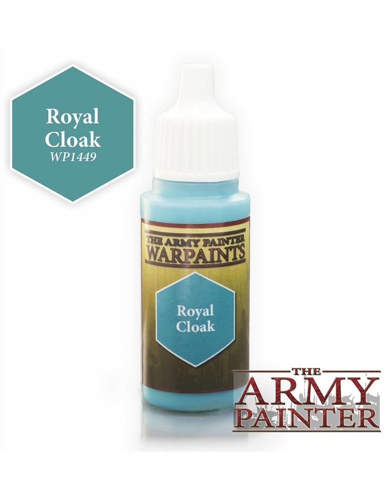 The Army Painter Warpaint - Royal Cloak - 18ml