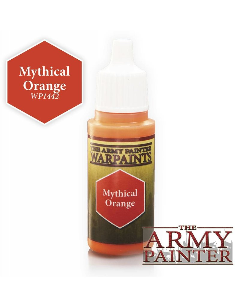 The Army Painter Warpaint - Mythical Orange - 18ml