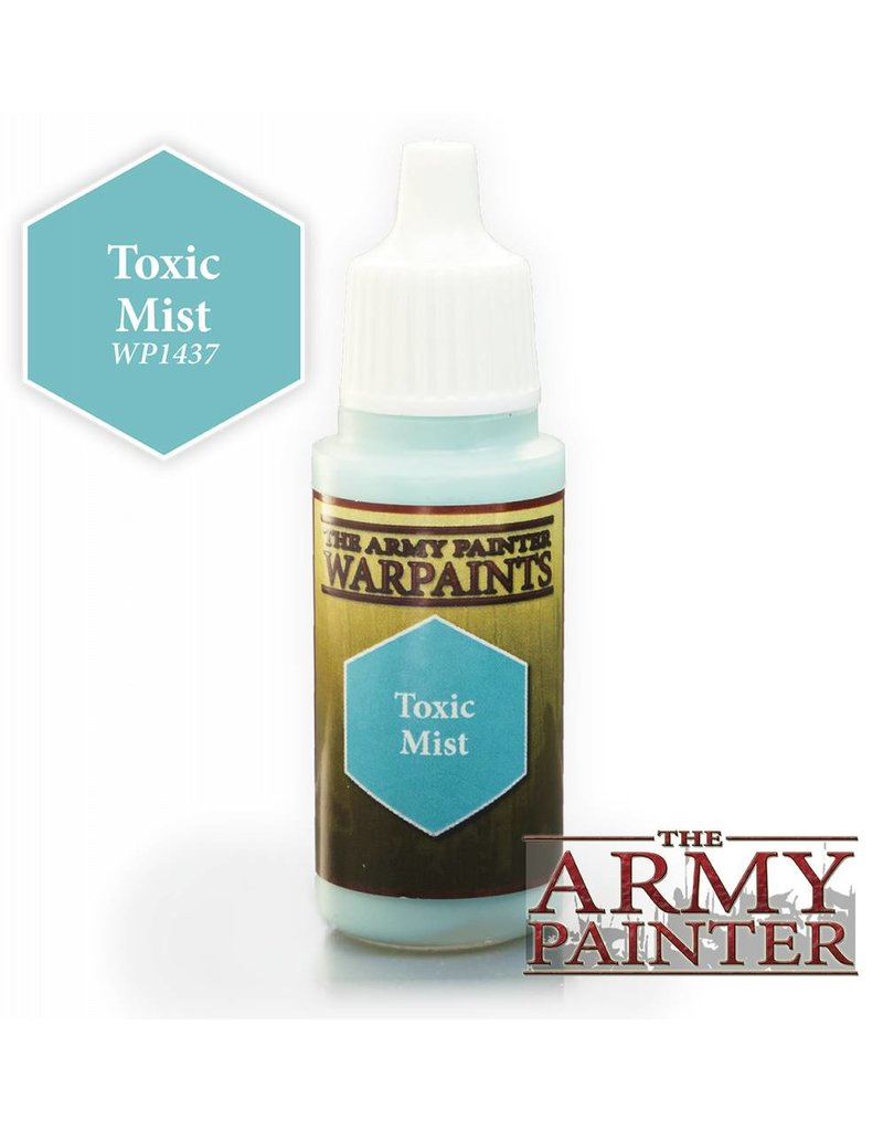 The Army Painter Warpaint - Toxic Mist - 18ml