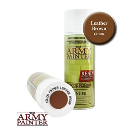 The Army Painter Colour Primer - Leather Brown