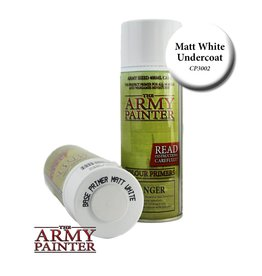 The Army Painter Base Primer - Matt White