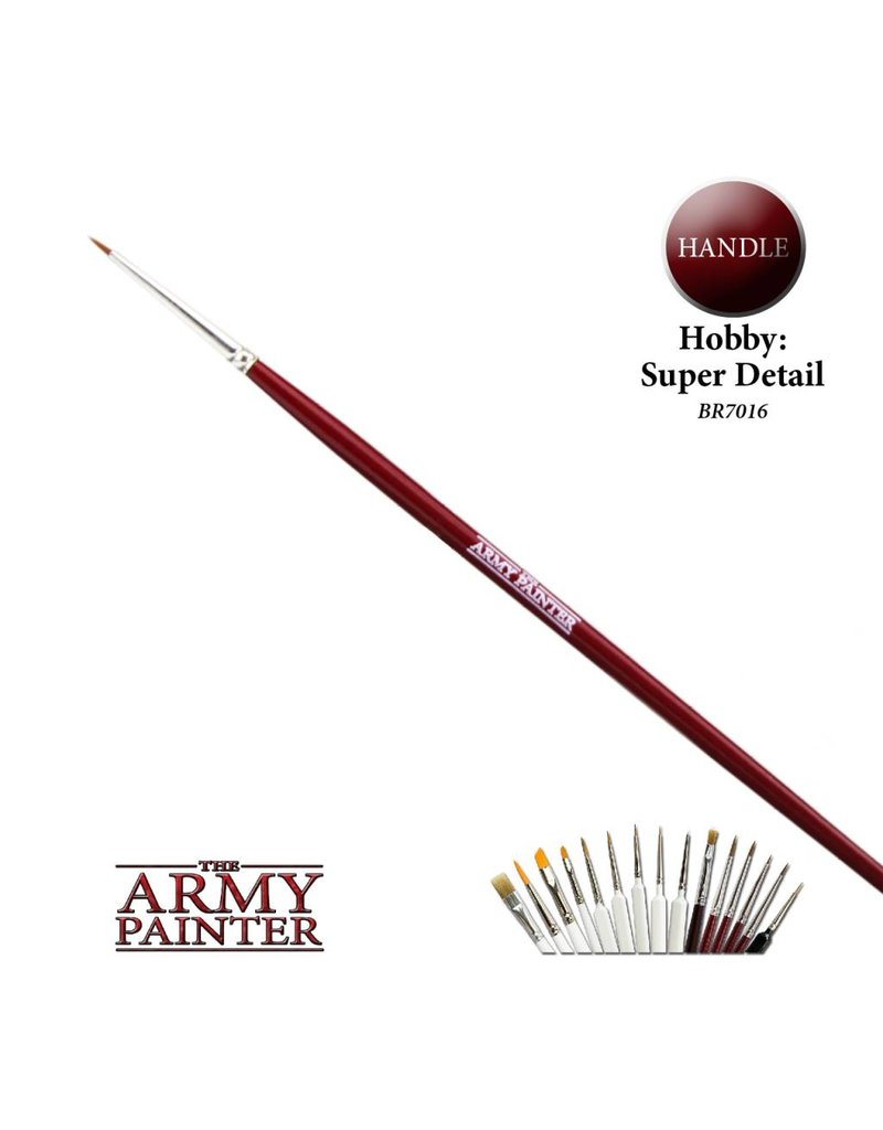 The Army Painter Hobby Brush – Super Detail