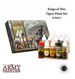 The Army Painter Kings Of War Ogres Paint Set