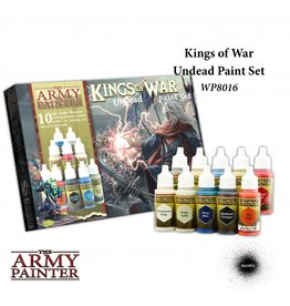 The Army Painter Kings Of War Undead Paint Set