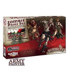 The Army Painter Zombicide Black Plague Set