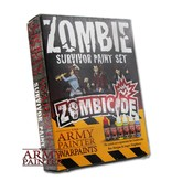 The Army Painter Zombicide Survivor Paint Set