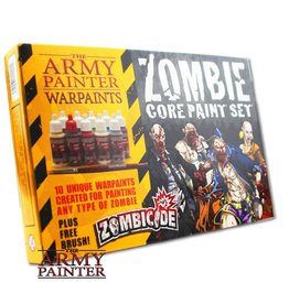 The Army Painter Zombicide Core Paint Set
