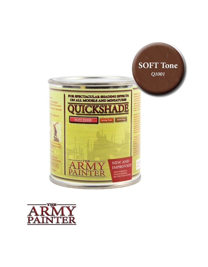 The Army Painter Quickshade - Soft Tone - 250ml