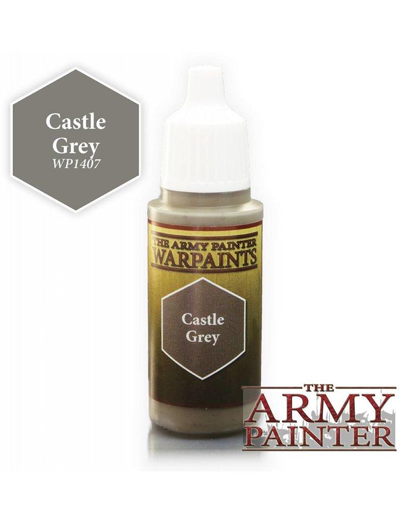 The Army Painter Warpaint - Castle Grey - 18ml
