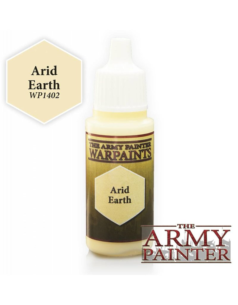 The Army Painter Warpaint - Arid Earth - 18ml