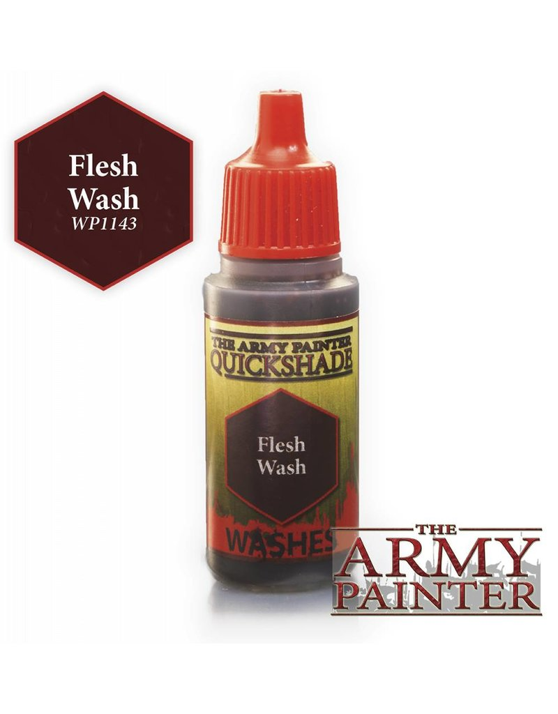 The Army Painter Warpaint - Flesh Wash - 18ml