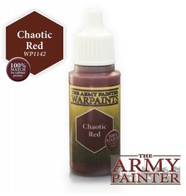 The Army Painter Chaotic Red
