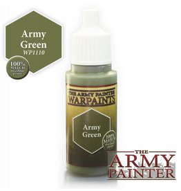 The Army Painter Army Green