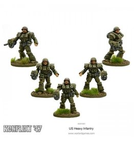 Warlord Games Heavy Infantry