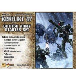 Warlord Games British '47 Starter Set