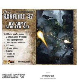 Warlord Games US '47 Starter Set