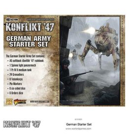 Warlord Games German  '47 Starter Set