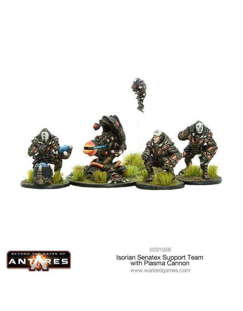 Warlord Games Isorian plasma cannon