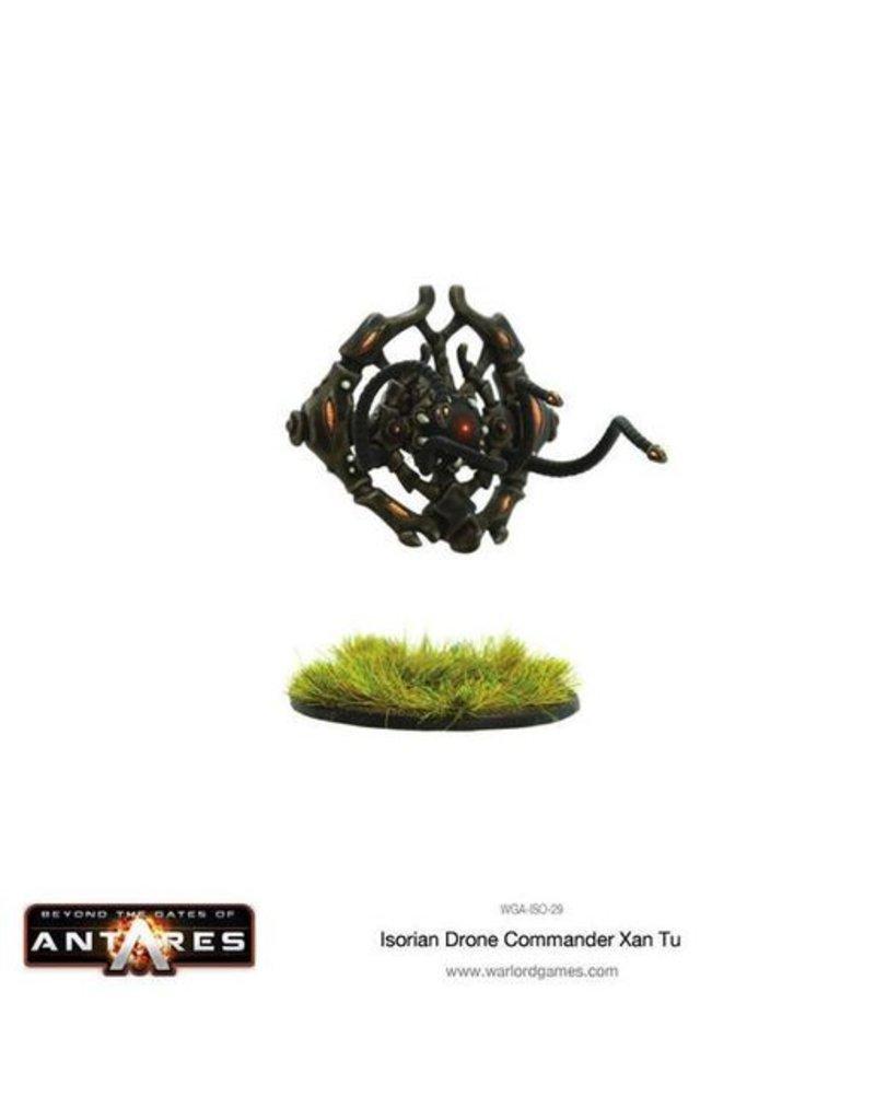 Warlord Games Isorian Drone Commander Xan-Tu