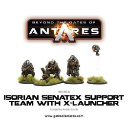 Warlord Games Senatax support team with X-Launcher