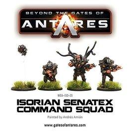 Warlord Games Senatex command squad