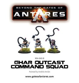 Warlord Games Outcast Command squad