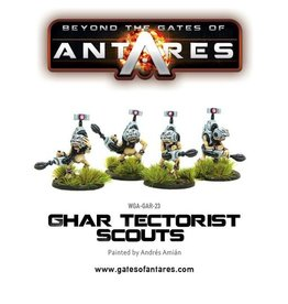 Warlord Games Tectorists Scouts