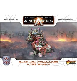 Warlord Games High Commander Karg 12-40-9