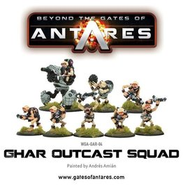 Warlord Games Outcast Squad