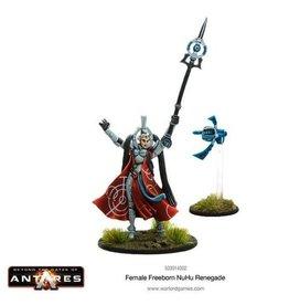 Warlord Games NU Hu Renegade Female
