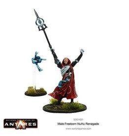 Warlord Games NU Hu Renegade Male