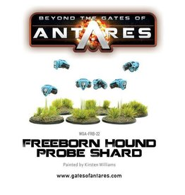 Warlord Games Hound Probe Shard (6 Fig)