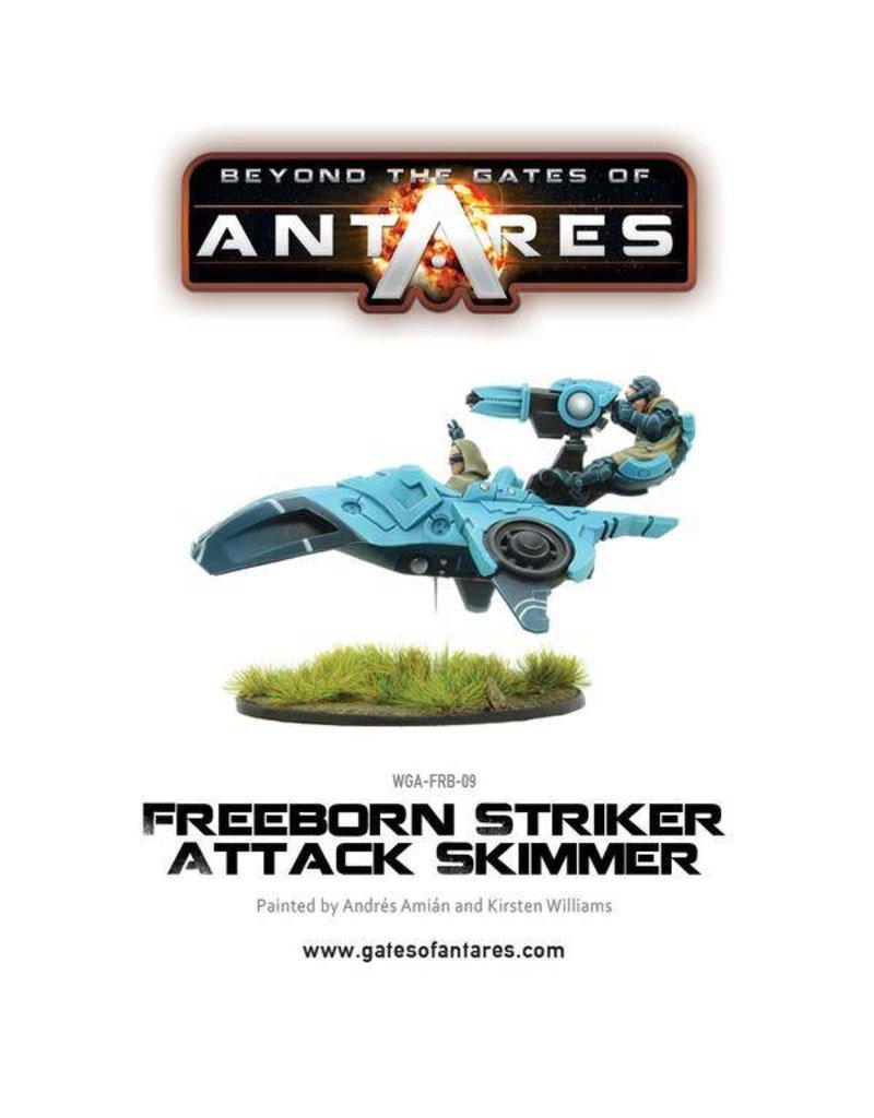 Warlord Games Freeborn Striker Attack Skimmer