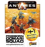 Warlord Games Freeborn HoUS Armyehold Squad (Domari)