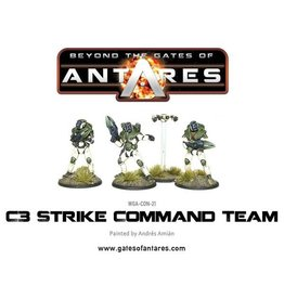Warlord Games Strike Command Team