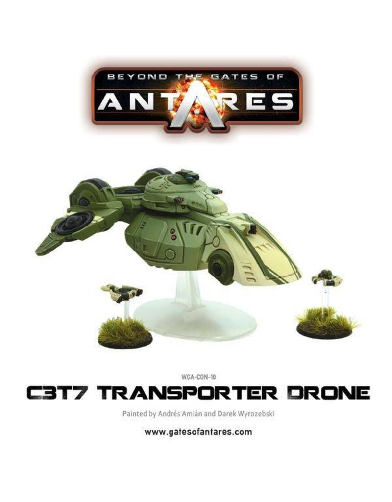Warlord Games Concord C3T7 Transporter Drone