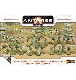 Warlord Games Concord Starter Army