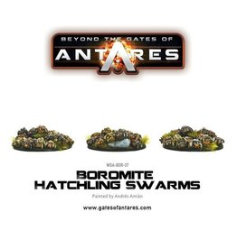 Warlord Games Hatchling Swarms (3 resin bases of Hatchlings)