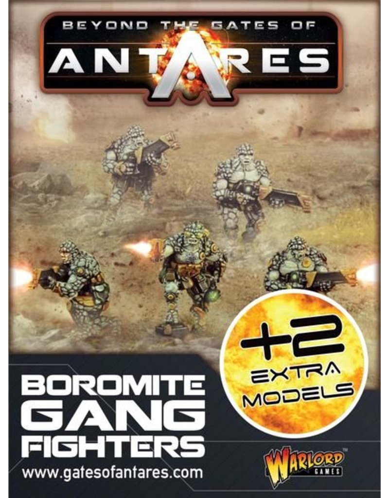 Warlord Games Boromite Gang Fighters