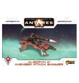 Warlord Games Algoryn Avenger Attack Skimmer