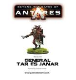 Warlord Games Algoryn General Tar Es Janar