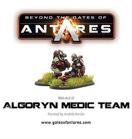 Warlord Games medic team (2 Fig)